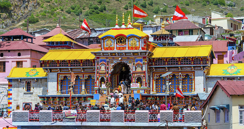 Badrinath Temple Photo