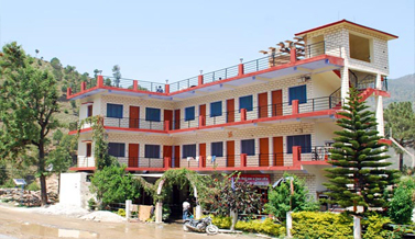 hotels-in-barkot